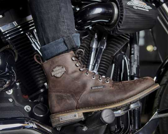 H-D Motorclothes Harley-Davidson Boots Clancy brown  - D97045V