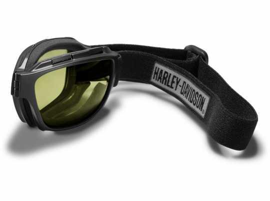 H-D Motorclothes Harley-Davidson Wiley X Brille Bend gelb  - HABEN13