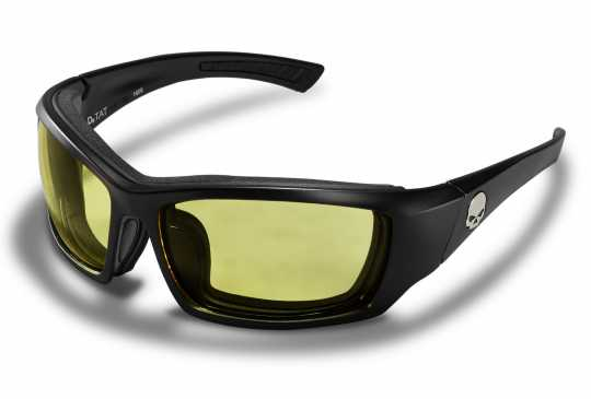 H-D Motorclothes Harley-Davidson Wiley X Glasses Tattoo, yellow  - HATAT11