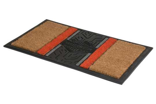 H-D Motorclothes Harley-Davidson Door Entry Mat Core Tire Tread  - HDL-10075
