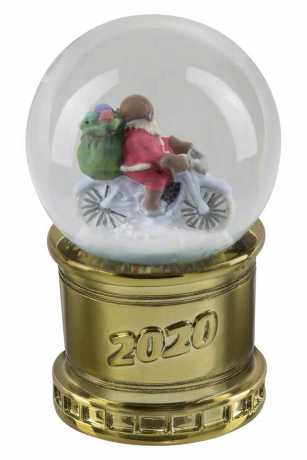 H-D Motorclothes H-D Biker Santa Mini Snowglobe 2020  - HDX-99178