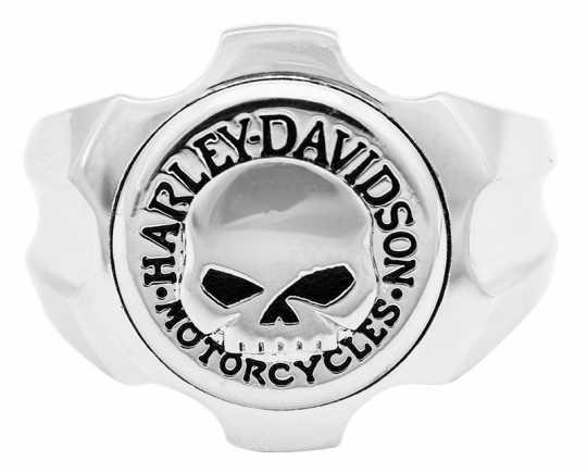 H-D Motorclothes Harley-Davidson Ring Axel Skull  - HSR0059
