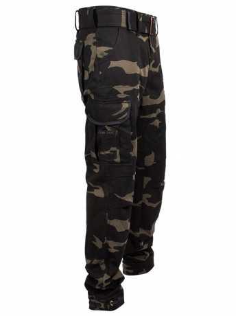 John Doe John Doe Kamikaze Cargo Hose, camouflage  - JDC-2004