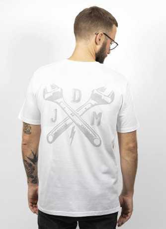 John Doe John Doe T-Shirt Classic weiß  - JDS6015