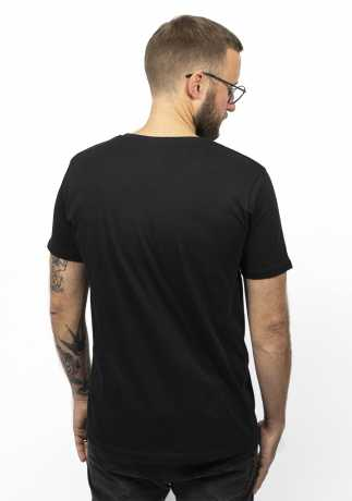 John Doe John Doe T-Shirt Braaap Black  - JDS6024