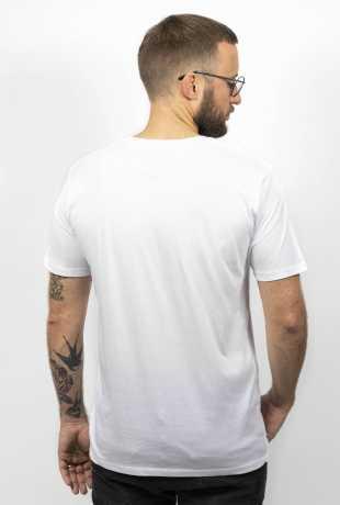 John Doe John Doe T-Shirt Braaap White  - JDS6025