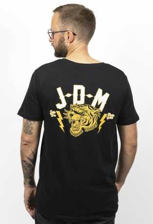 John Doe John Doe T-Shirt Tiger Black  - JDS6031