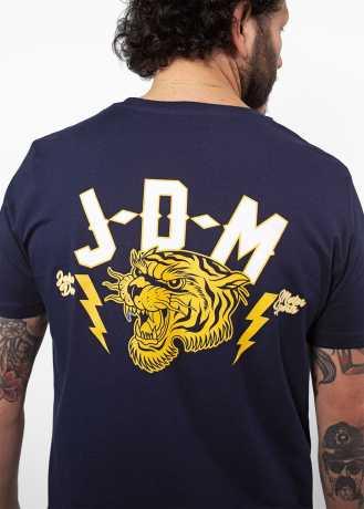 John Doe John Doe T-Shirt Tiger Navy blue  - JDS6033