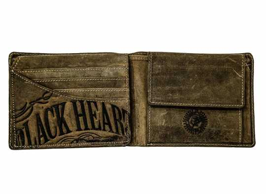 Jack's Inn 54 Jack's Inn 54 Black Bourbon Spade Geldbörse dunkelbraun  - LT54202-12