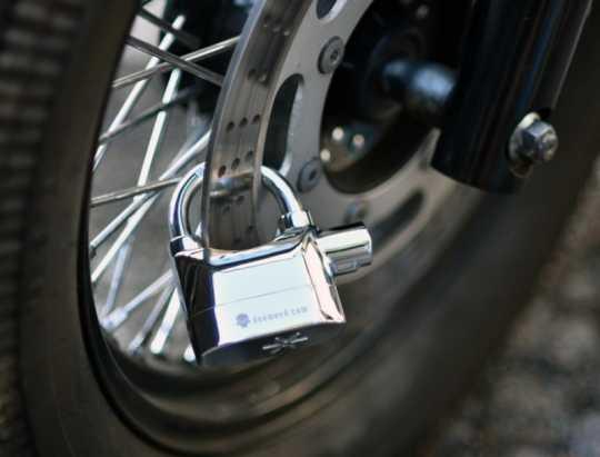 Deemeed Deemeed Alarm Lock 110db chrome  - MA062_AL_CH