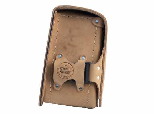 Deemeed Deemeed Outsider Bobster Saddlebag left Camel brown  - MA63L.12.13.12