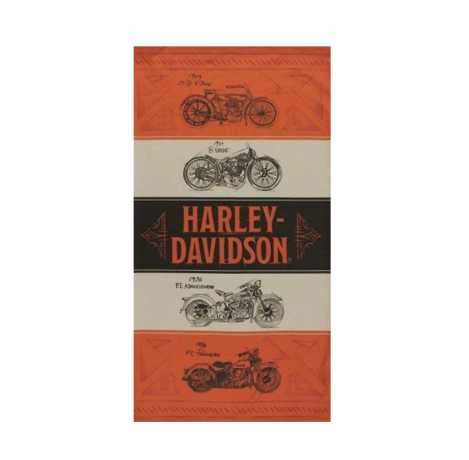 H-D Motorclothes Harley-Davidson Tube Headwear Timeline  - MHW34566
