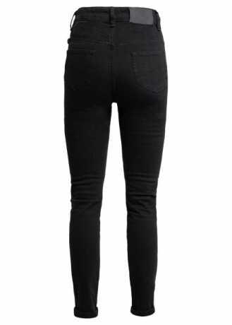 John Doe John Doe women´s Jeans Luna High mono Black Used  - MJDD4008