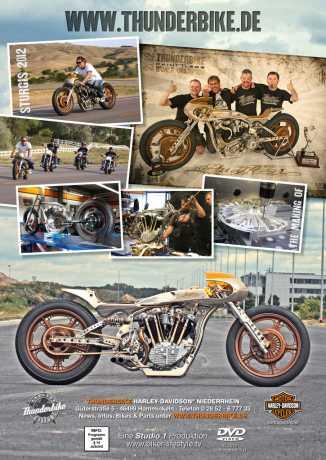 Thunderbike World Championship PainTTless DVD + Heft  - DV-D5-DEU