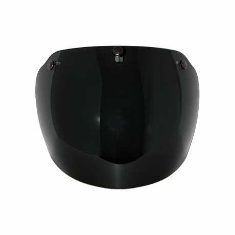 Premier Helmets Premier Le Petit Classic Visier 3 Buttons Dunkel getönt  - PR6PET04