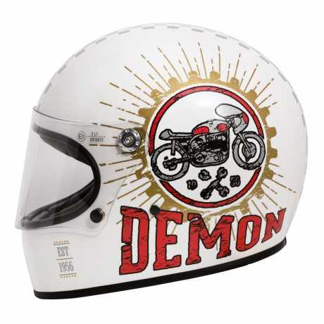 Premier Helmets Premier Trophy Helm Speed Demon 8 BM  - PR9TRP34