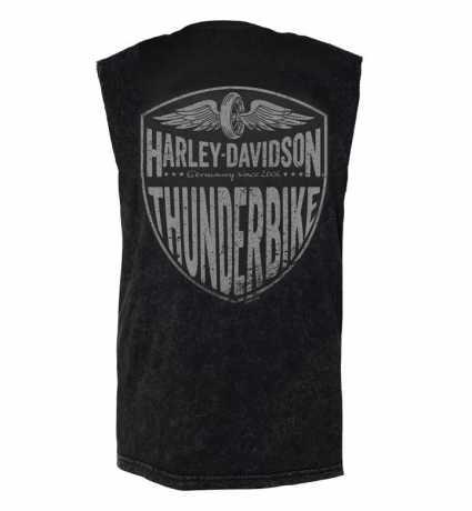 H-D Motorclothes Harley-Davidson Muscle Shirt Willie G Stress II schwarz  - R004239V