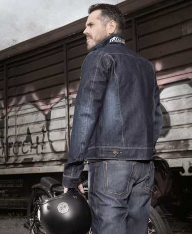 Rokker Rokker Revolution Jeans Jacket  - ROKKER JEANS JACKET
