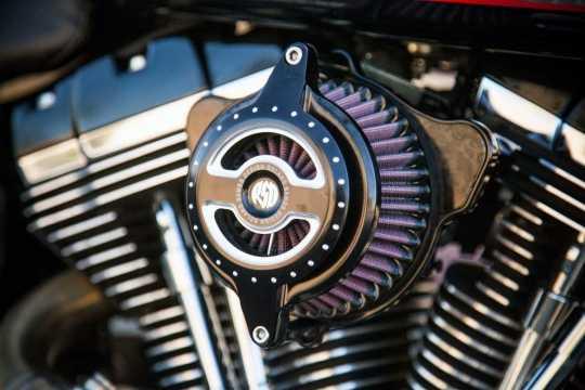 Roland Sands Design RSD Luftfilter Blunt Radial, Contrast Cut  - 89-5745