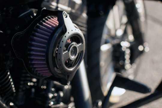 Roland Sands Design RSD Air Cleaner Blunt Radial, Black Ops  - 89-5747