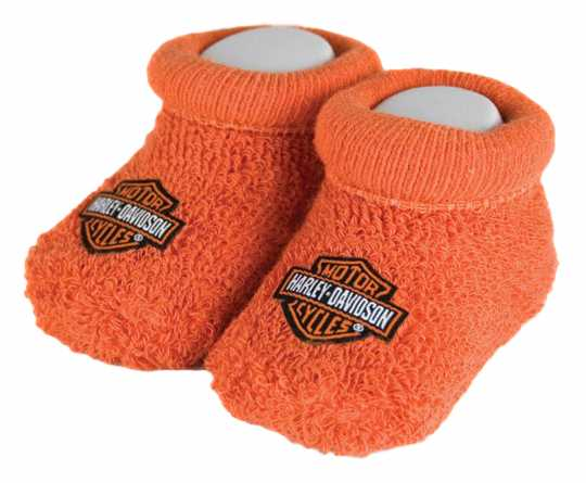 H-D Motorclothes Harley-Davidson Baby Shoes Bar & Shield  - S9LUL22HD/0-3