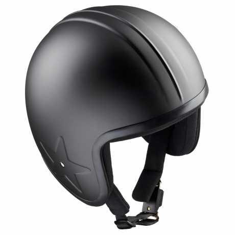 Bandit Bandit Jet Helmet Sky III black matt  - SKY3-V