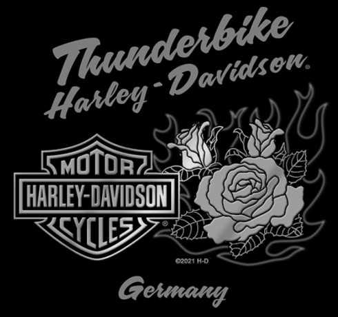 H-D Motorclothes Harley-Davidson Damen Tank Top Gravel grau  - R0040802V