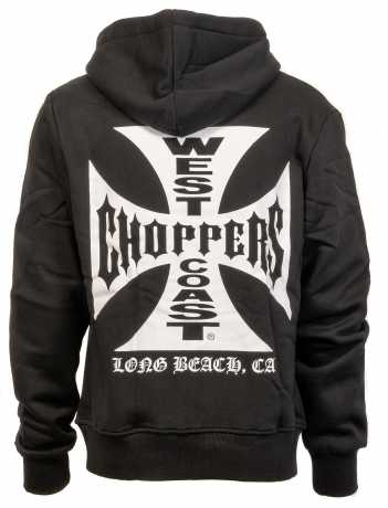 West Coast Choppers West Coast Choppers Iron Cross Hoodie  - 65-3368V