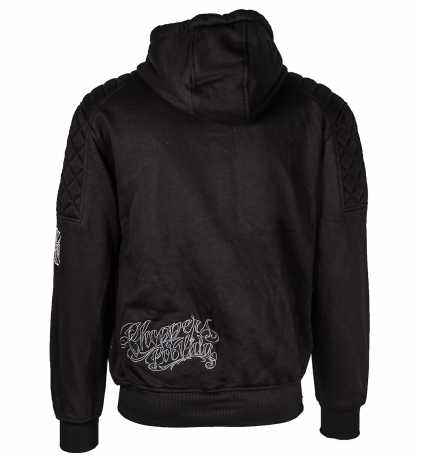 West Coast Choppers West Coast Choppers Por Vida Zip Hoodie schwarz  - 90-1125V