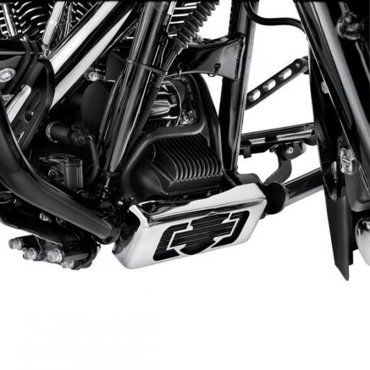 Harley Engine Cooler : A premium oil cooler kit at thunderbike shop
