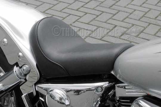 Thunderbike Solo Seat vinyl black  - 11-04-030