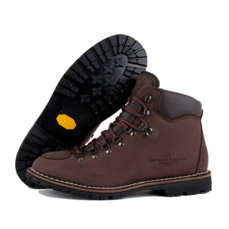 Magellan & Mulloy Magellan & Mulloy Adventure Boots Denver, dark brown  - 1285-36V