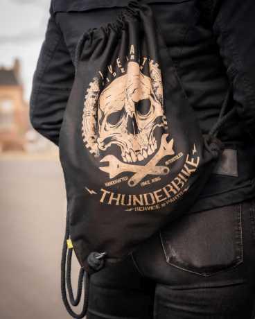Thunderbike Clothing Thunderbike Gym Sack Death's Head  - 18-99-090