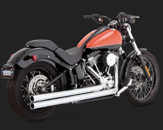 Vance & Hines Vance & Hines Big Shots Long chrom  - 18001422