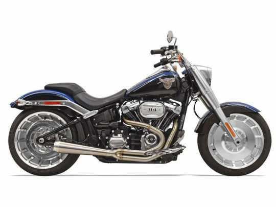 Bassani Bassani  Exhaust System Road Rage III 2-Into-1 polished  - 18002238