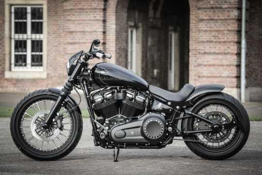 Thunderbike Zündspulen Verlegesatz schwarz  - 22-74-080