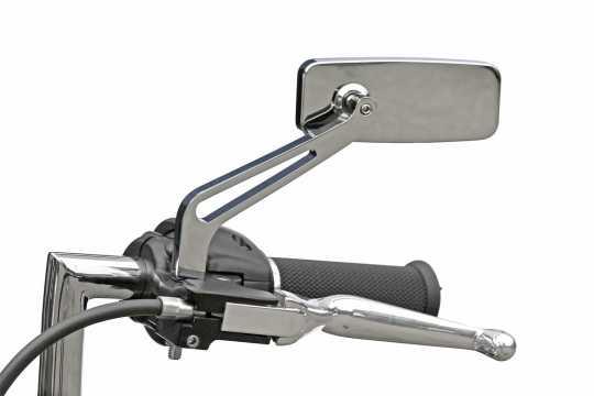 Thunderbike Spiegel Set Action Smooth chrom  - 23-99-141