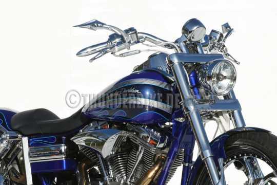 Thunderbike Mirror Flash chrome  - 23-99-660V
