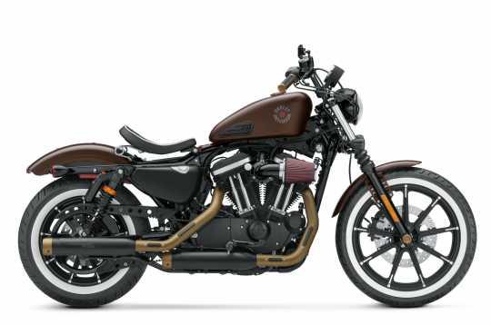 Harley-Davidson Timer Cover Willie G Skull schwarz  - 25600089