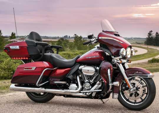 Harley-Davidson Airflow Timer Deckel  - 25600099