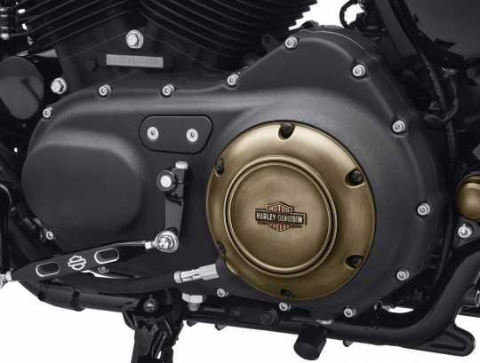 Harley-Davidson Brass Derby Cover  - 25700517