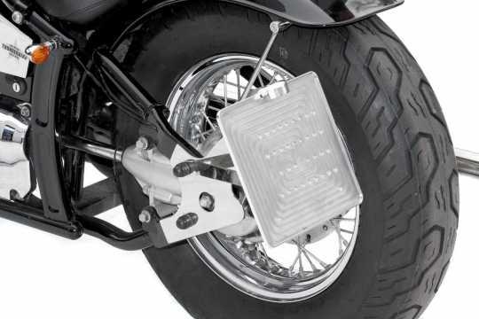 Thunderbike Seitlicher Kennzeichenhalter lang  - 28-41-012V