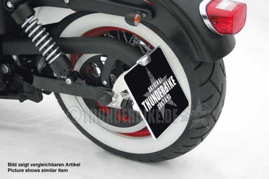 Thunderbike Seitlicher Kennzeichenhalter lang  - 28-70-031V