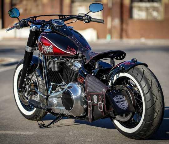 Thunderbike Side Mount Licence Plate Bracket short  - 28-74-010V