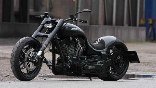 Thunderbike Seitlicher Kennzeichenhalter  - 28-81-040