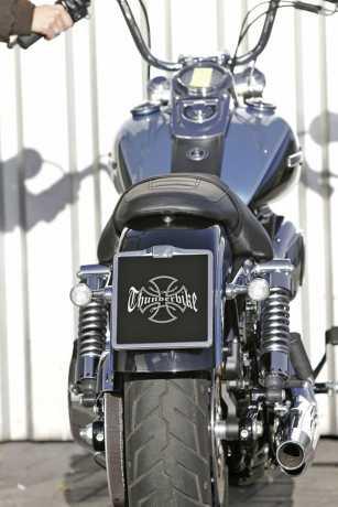Thunderbike Inside Plate Halter Schwarz - 28-99-880