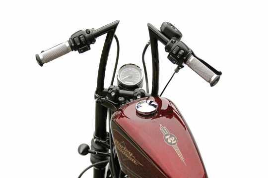 Thunderbike Tachohalter 72 schwarz  - 29-76-020