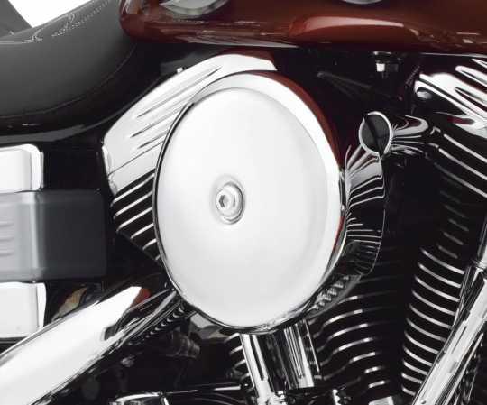 Harley-Davidson Luftfilterdeckel Smooth  - 29153-07