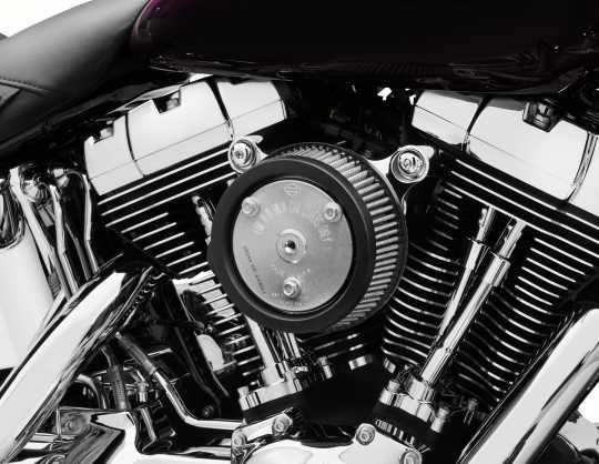 Harley-Davidson Screamin' Eagle Stage I Luftfilter Kit chrom  - 29400234