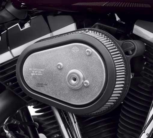 Harley-Davidson Screamin' Eagle Stage I Luftfilter Kit schwarz  - 29400235